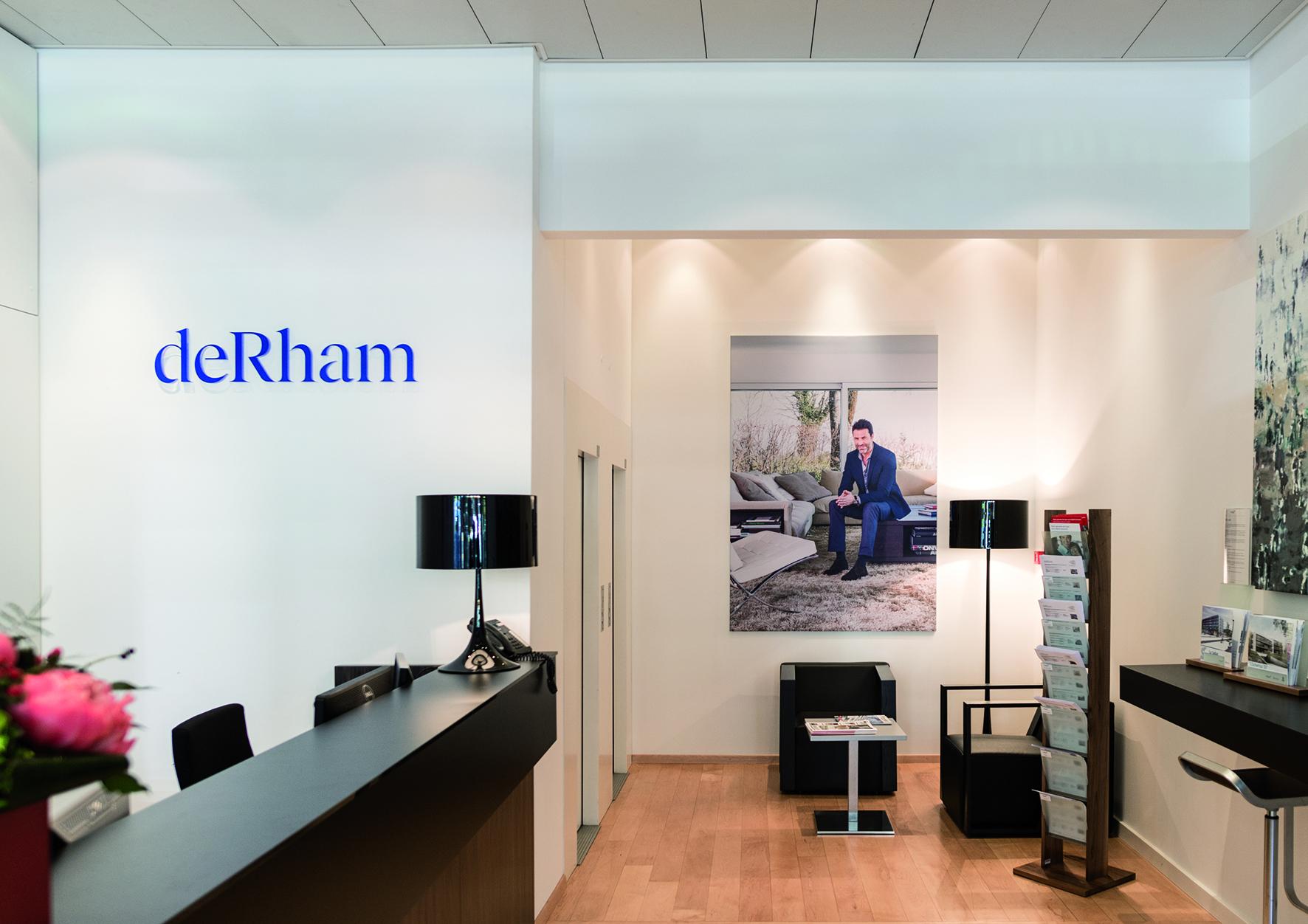 Agence immobilière deRham