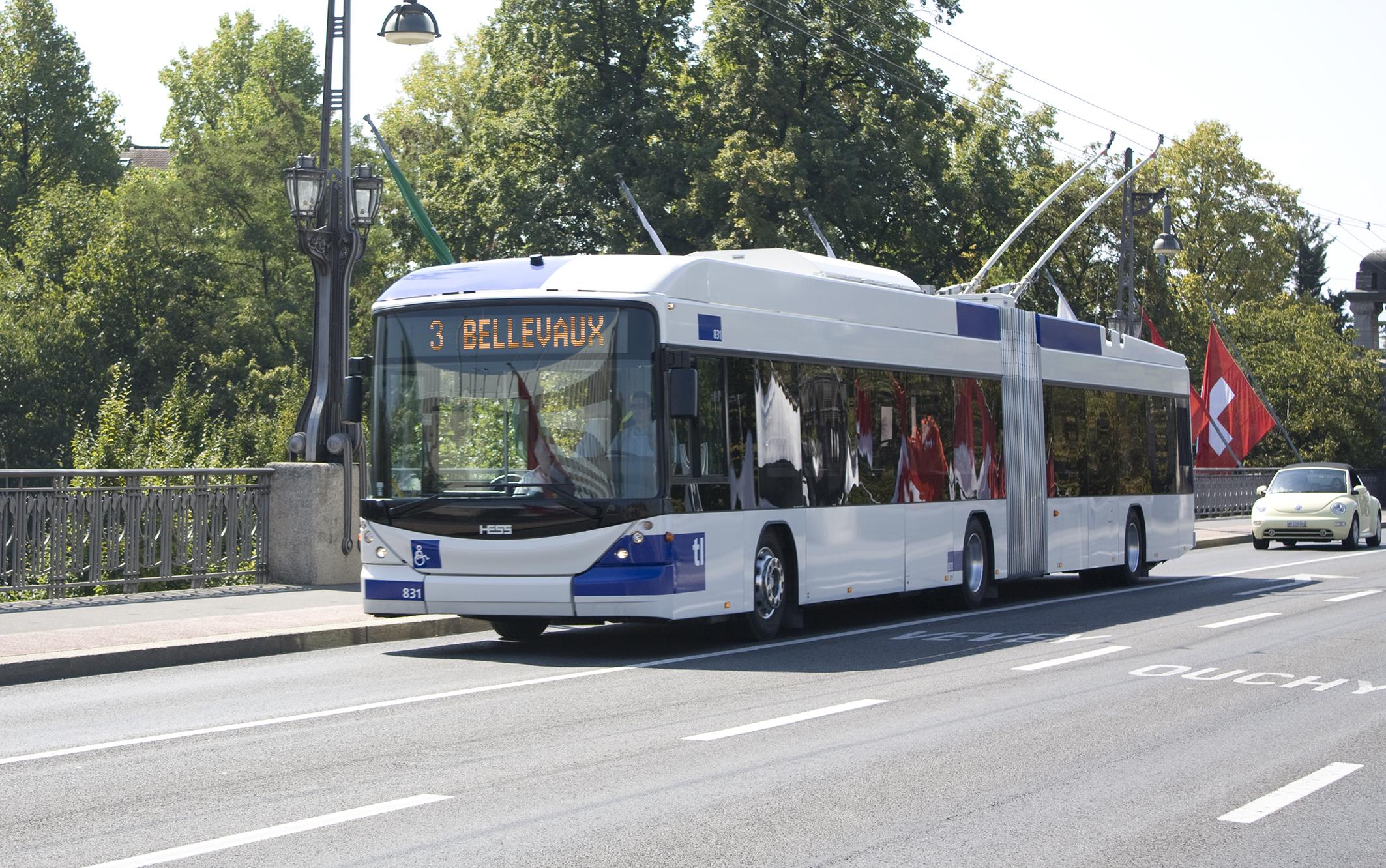 TL – Transports publics de la région lausannoise