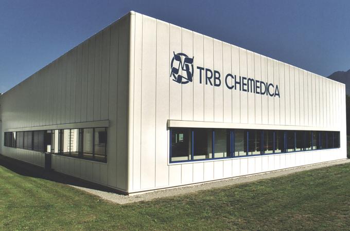 TRB Chemedica International SA